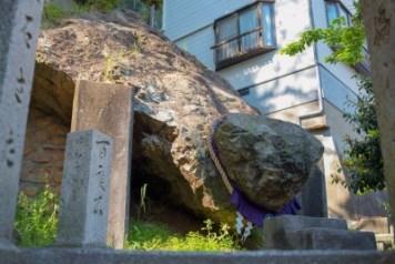 家島不思議之石