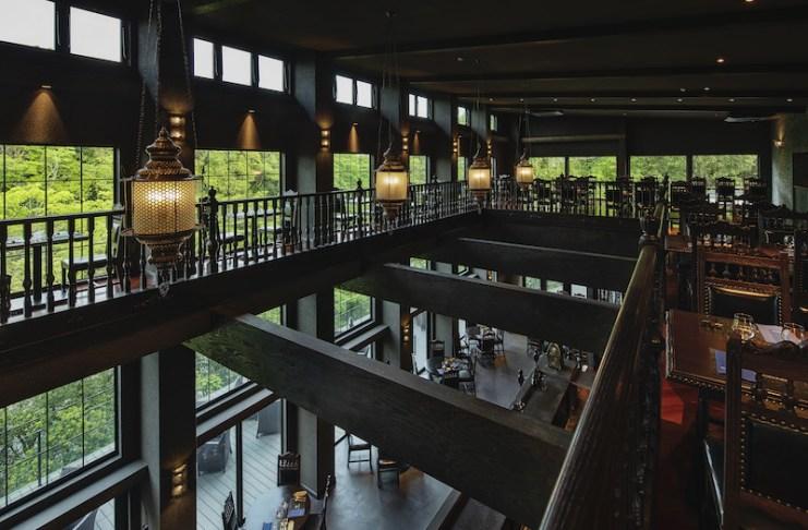 室內設計融合歐洲和中東之美