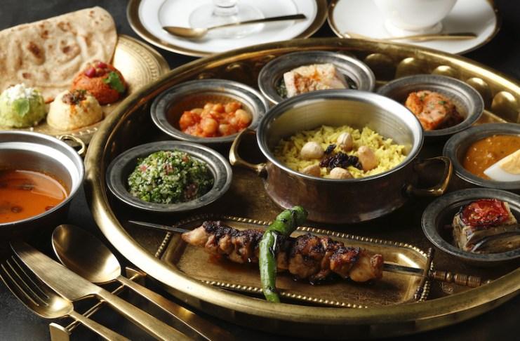 不妨品嘗中東風的異國料理