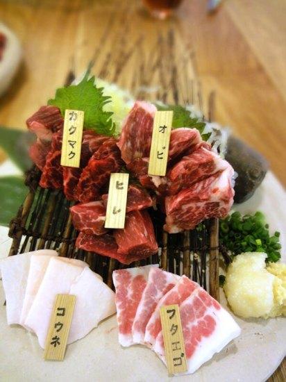 4horsesashimi