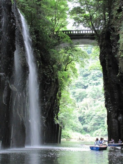 Picturesque Japan- The Takachiho Gorge-5