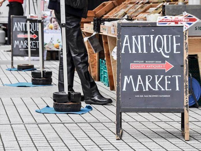 Adjacent to the Farmers Market is the Antique Market where you might be able to find century-old treasures and rare items. The Antique Market is held every weekend as well.