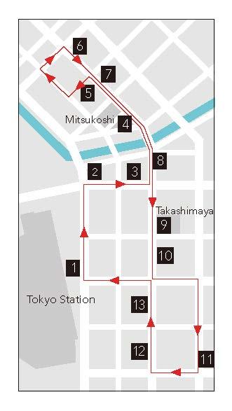 Shuttle Map