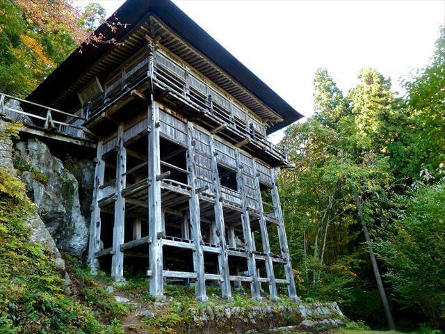 Sakudari Kannon Temple