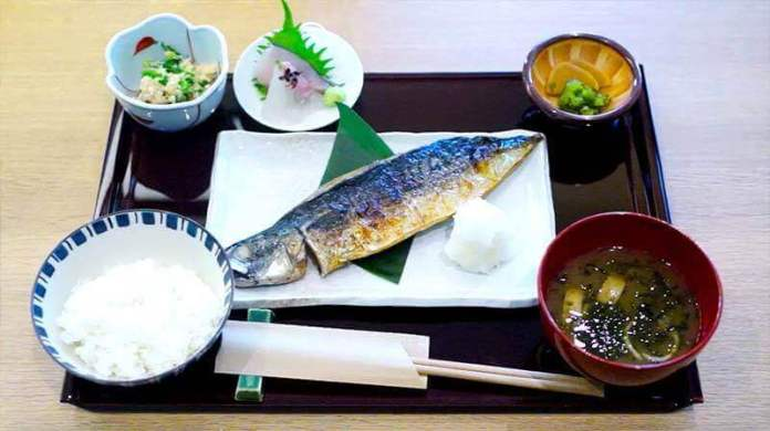 Niigata rice is the perfect match for delicious Japanese food.