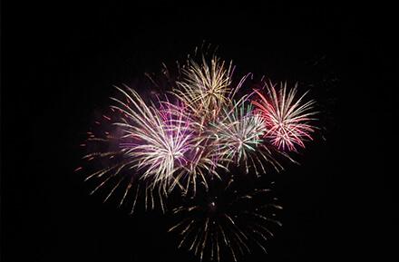 fireworks sumida river tokyo hanabi