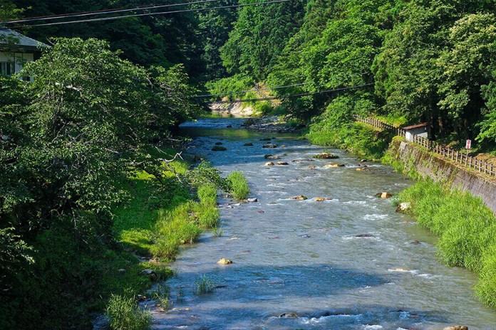 Takiya River / Fukushima