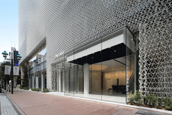 shiseido-building