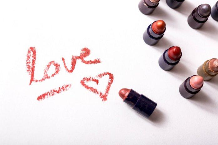 love in lipstick