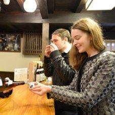 Alyona & Crabbe - Sake tasting