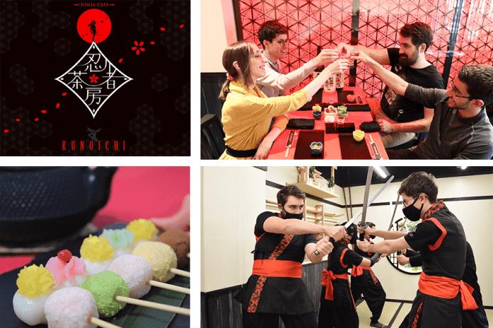 Kunoichi-Ninja-Cafe