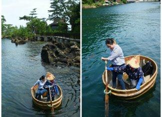 tarai-bune boat ride 1