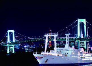 Tokyo Bay Noryosen Ship