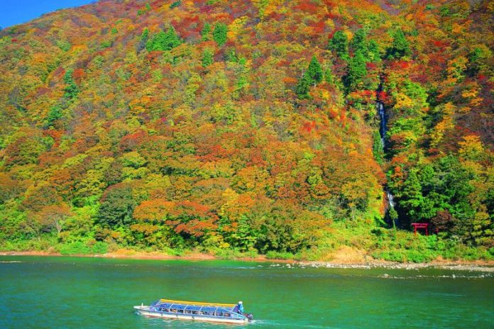 Mogamigawa River Cruise