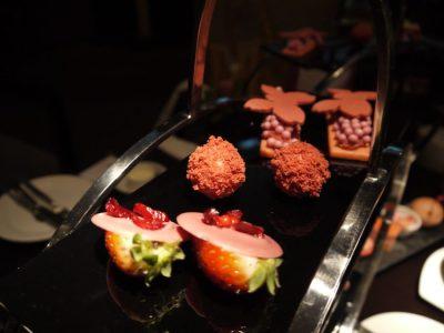 ruby chocolate desserts