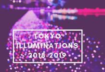 Tokyo illuminations 2018 2019