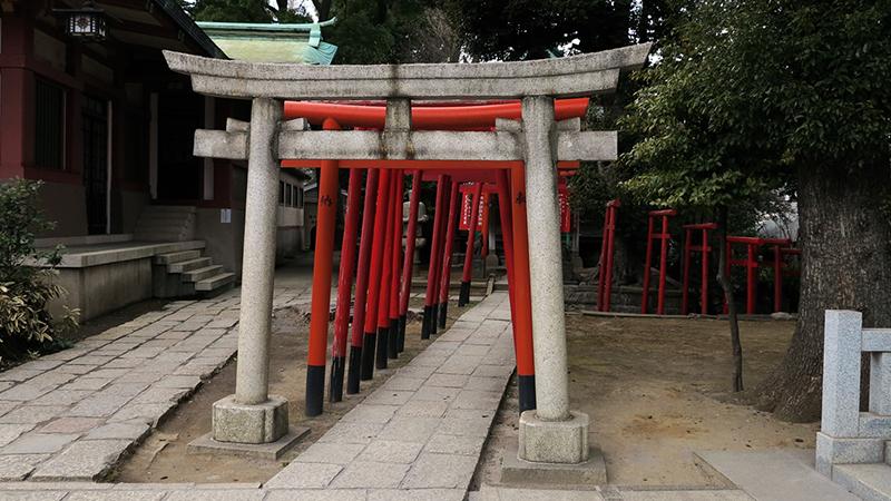 Another 3Hr Trip - Shinagawa Station: Shinagawa Shrine