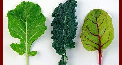 Greens For Cooking Leafy Vegetables ...
