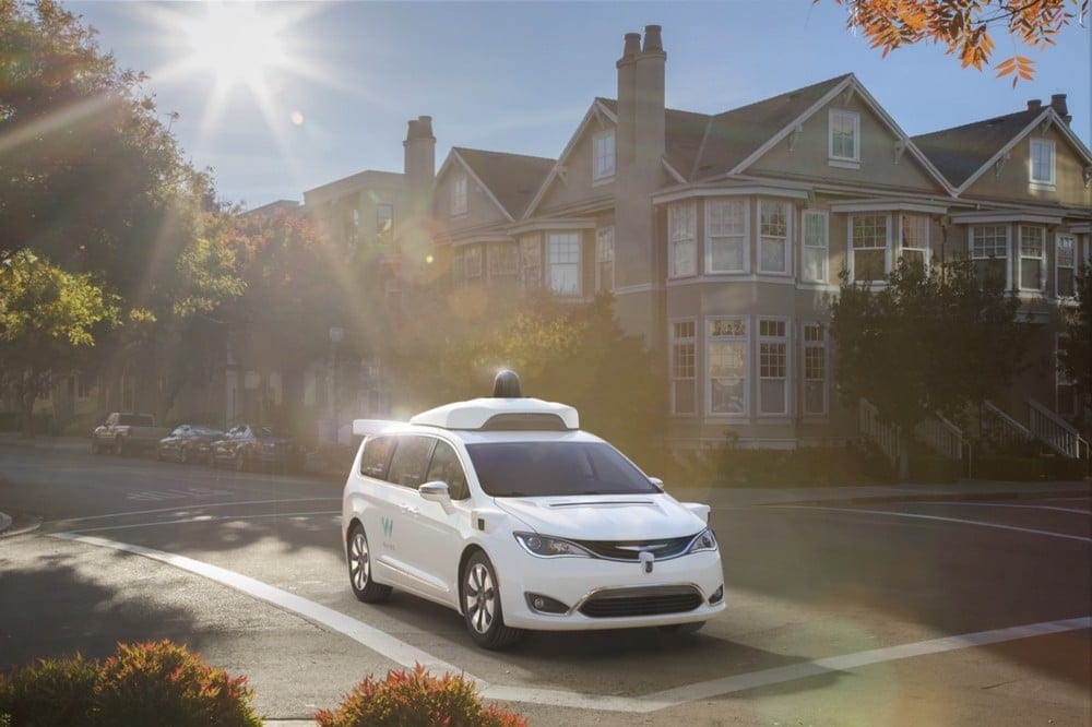 Waymo and Chrysler unveil self-driving car, the Pacifica Minivan, now Honda wants in.