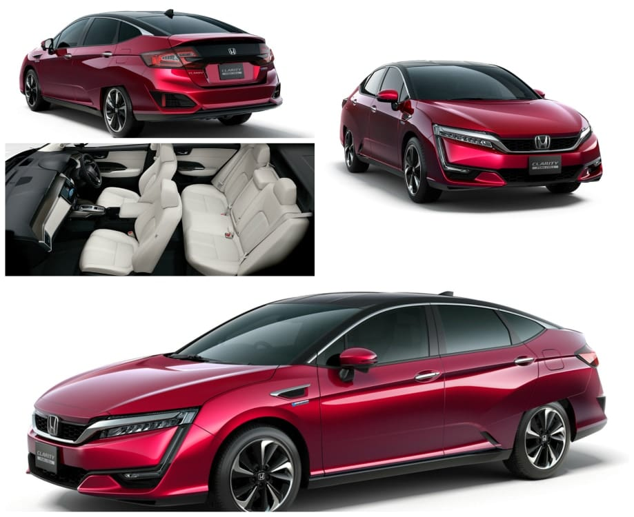 Honda-Clarity ev