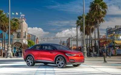 See the VW I.D. Crozz at the LA Auto Show 2017