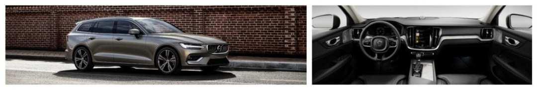 Volvo V60 wagon PHEV Top 5 EV News Week 8 2018