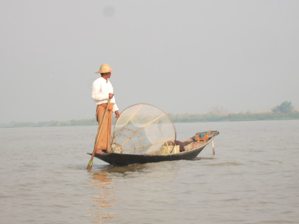 Reflections on Inle Lake (2/5)