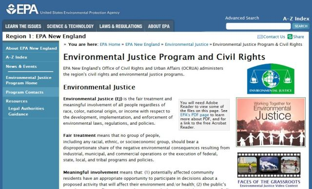 The EPA's phony 'environmental justice' caper | Watts Up