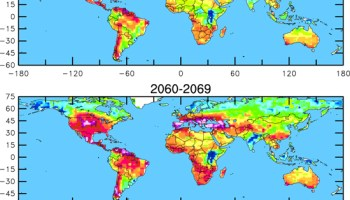 New Paper: Unprecedented 21st-century drought risk in the