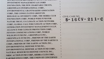 LEAKED: A look inside the ClimateWorks Foundation $66 million
