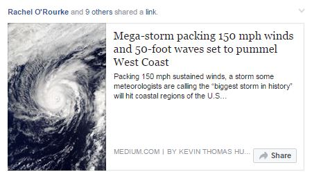 De-hyping the Pacific Northwest 'Typhoon' packing 150 mph