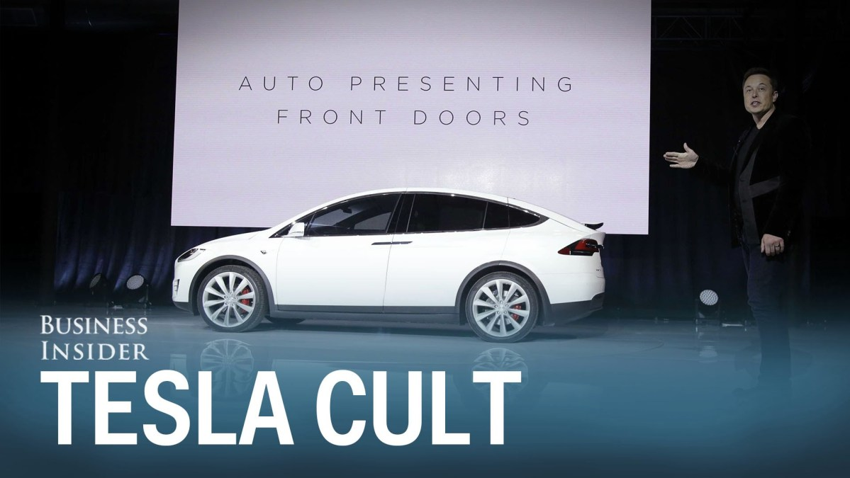The Cult of Tesla | Watts Up With That?