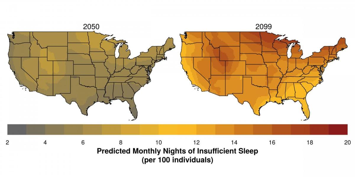 Garbage Study Claims Global Warming Will Cause U S Sleep