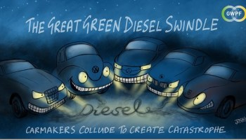 Green' Cars Meltdown As VW Emissions Scandal Rocks Car Industry