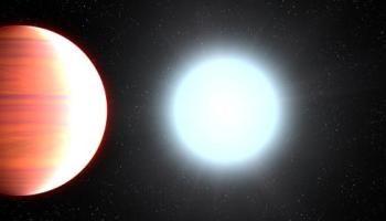 A first! Hubble images a distant planet 160 light years away