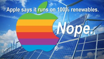 Mind blowing: Apple CEO tells 'deniers' to get out of Apple stock