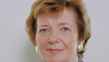 Mary Robinson (5 mei-lezer 2014)