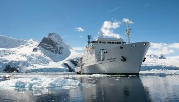"Another ""Ship of Fools"" gets grounded in Arctic ice, needs rescue"