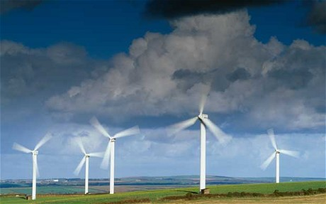 Wind farm turbines wear sooner than expected, says study