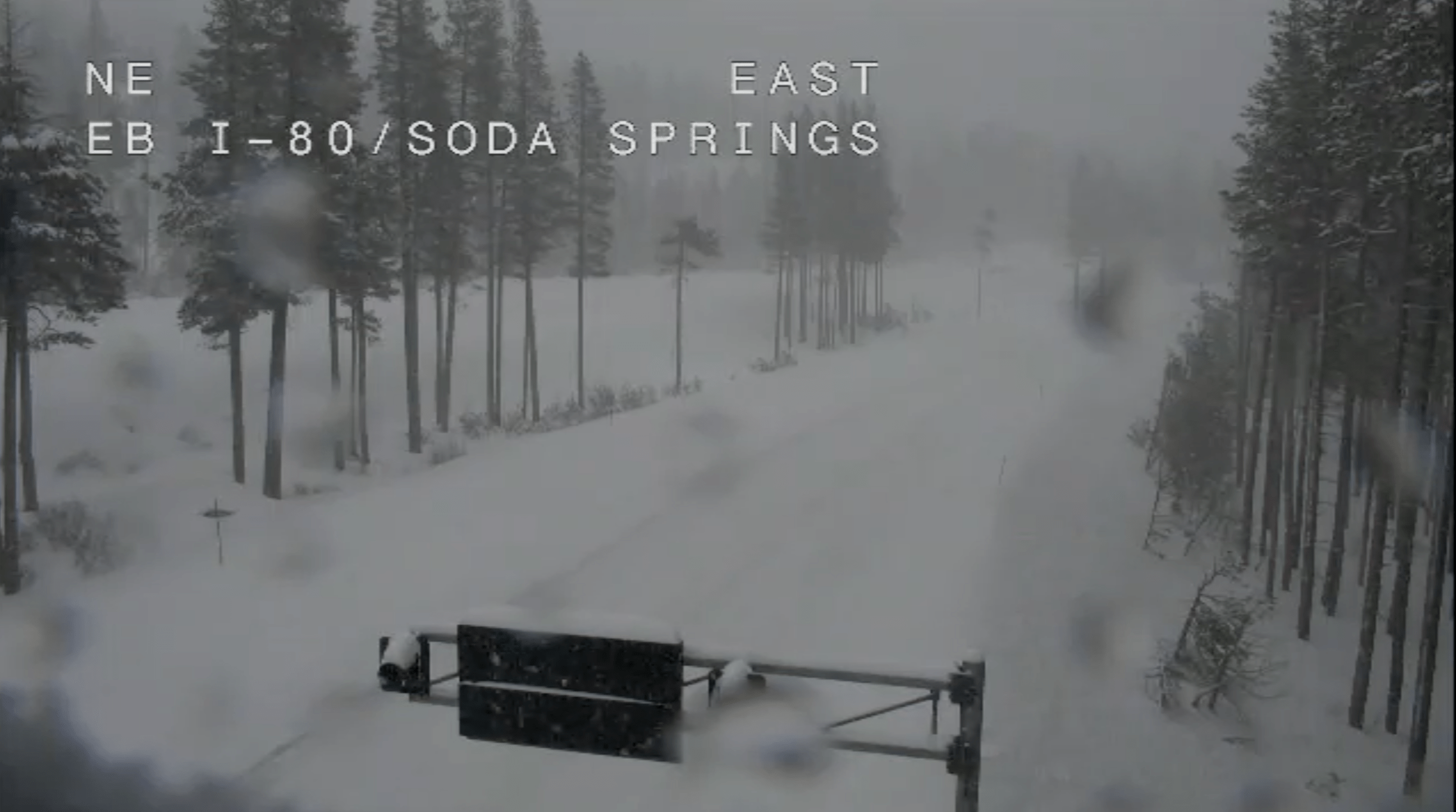 Massive snowfall closes I-80 in California | Watts Up With That?