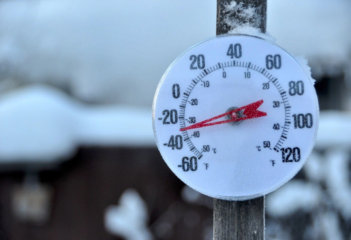 Cooling Is Warming': Climate Hoaxters Panic As US Freezes