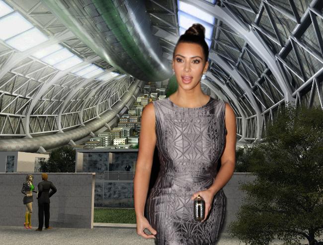 Kardashian Space Station