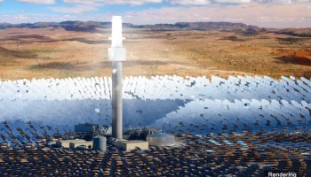 World's First 24/7 Solar Power Plant Powers 75,000 Homes
