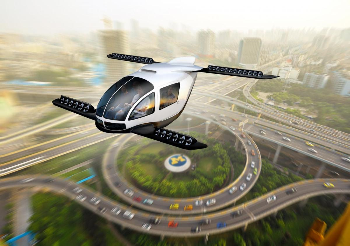 Flying cars, sustainability, climate, and all that… | Watts