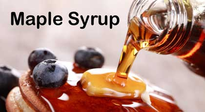 Not Threatened By Climate Change: Canada's Maple Syrup