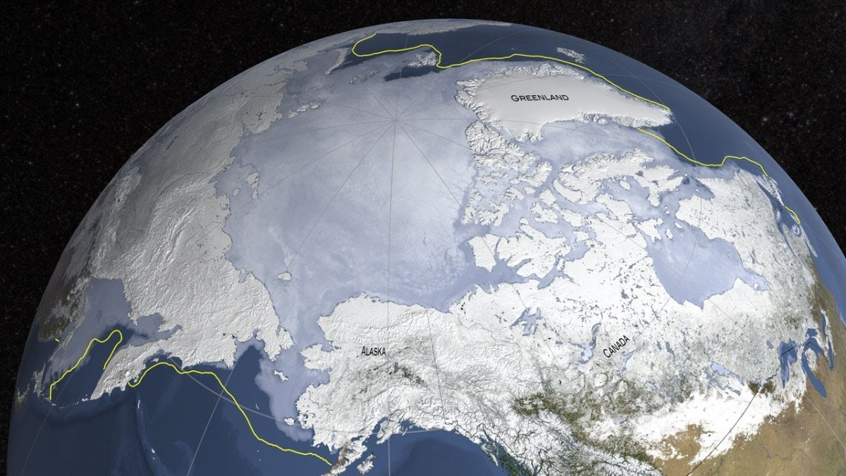 The polar ice melt myth | Watts Up With That?