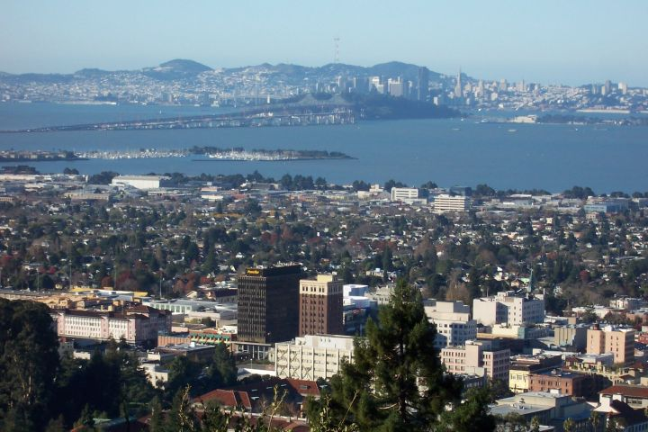 Berkeley Downtown