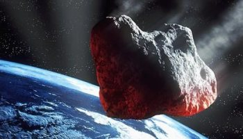 "NASA ""Surprised"": Undetected City Killer Asteroid Just"
