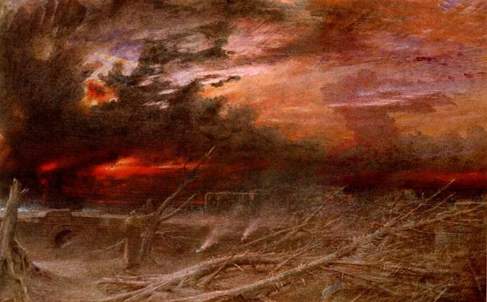 Apocalypse - Albert Goodwin (1903)