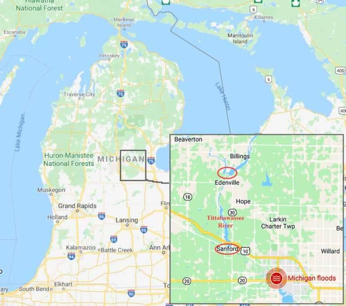 Edenville_Standford_map